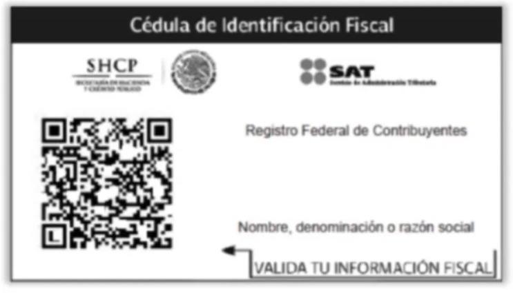 Registro Federal de Contribuyentes