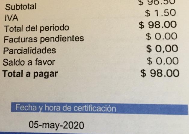 Imprimir Recibo de Agua por Internet Querétaro